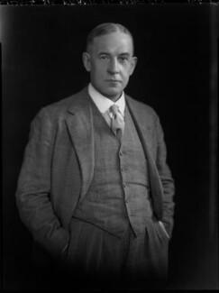 Sir Frank Morrish Baddeley, by Lafayette - NPG x70746