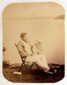 Hon. William Nassau Jocelyn, by Unknown photographer - NPG Ax88602