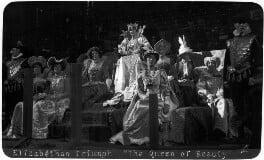 Mary Howe (née Curzon), Countess Howe, by Mrs Albert Broom (Christina Livingston) - NPG x711
