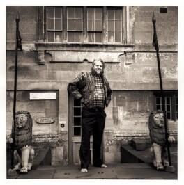 Alexander George Thynn, 7th Marquess of Bath, by Jillian Edelstein - NPG x45372