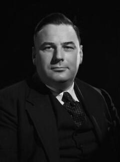 George Malcolm Dyson, by Bassano Ltd - NPG x71342