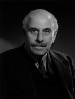 Sir (Jack Benn) Brunel Cohen, by Bassano Ltd - NPG x71451