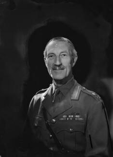 John Edward Talbot Younger, by Bassano Ltd - NPG x71681