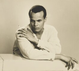 Harry Belafonte, by Dorothy Wilding, 25 February 1954 - NPG x4384 - © National Portrait Gallery, London