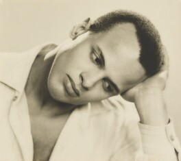 Harry Belafonte, by Dorothy Wilding, 25 February 1954 - NPG x4390 - © National Portrait Gallery, London