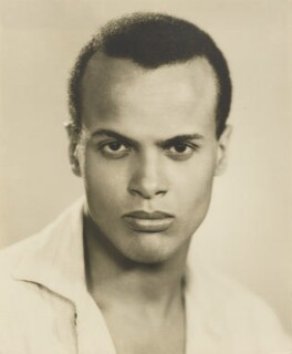 Harry Belafonte, by Dorothy Wilding, 25 February 1954 - NPG x4391 - © National Portrait Gallery, London