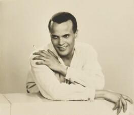 Harry Belafonte, by Dorothy Wilding, 25 February 1954 - NPG x4392 - © National Portrait Gallery, London