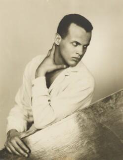 Harry Belafonte, by Dorothy Wilding - NPG x4393