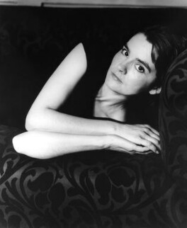Shirley Henderson, by Donald MacLellan - NPG x88594