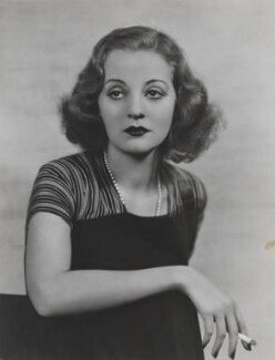 Tallulah Bankhead, by Dorothy Wilding - NPG x4363