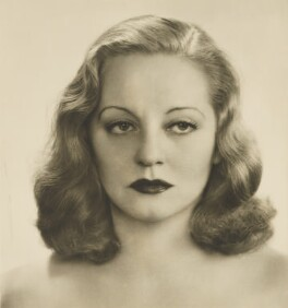 Tallulah Bankhead, by Dorothy Wilding - NPG x4366