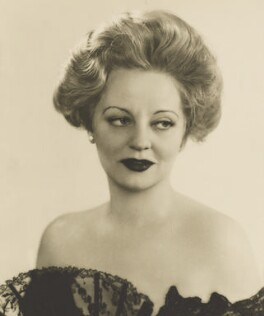 Tallulah Bankhead, by Dorothy Wilding - NPG x4369