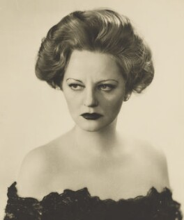Tallulah Bankhead, by Dorothy Wilding - NPG x4370