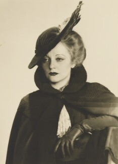 Tallulah Bankhead, by Dorothy Wilding - NPG x4371
