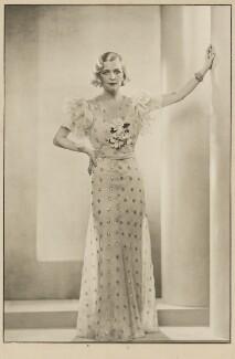 Margaret Bannerman, by Dorothy Wilding - NPG x26012
