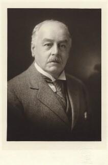 Sir William Blaxland Benham, by Zenith Portrait Studio - NPG x723