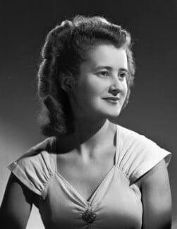 Susan Mary MacRae (née Southwell), by Bassano Ltd - NPG x72401