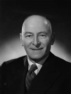 Sir John Alexander Calder, by Bassano Ltd - NPG x72433