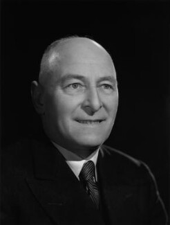 Sir John Alexander Calder, by Bassano Ltd - NPG x72436