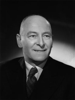 Sir John Alexander Calder, by Bassano Ltd - NPG x72437