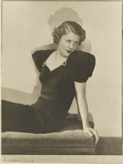 Ruth Chatterton, by Dorothy Wilding - NPG x6006