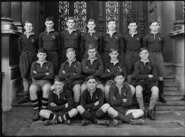 City of London School sports team, by Bassano Ltd - NPG x72850