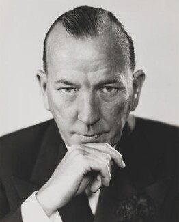 Noël Coward, by Dorothy Wilding - NPG x6924