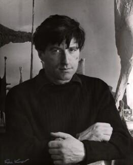 (William) Kenneth Armitage, by Ida Kar, 1954 - NPG x88597 - © National Portrait Gallery, London