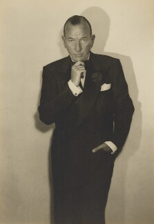 Noël Coward, by Dorothy Wilding - NPG x6934