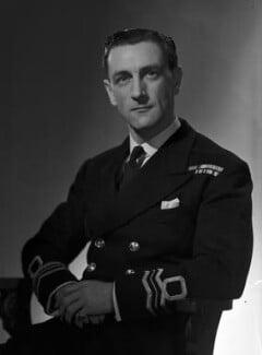 Ronald George James Jervis, 7th Viscount St Vincent, by Bassano Ltd - NPG x73230