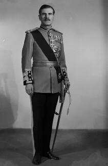 Sir Archibald Edward Nye, by Bassano Ltd - NPG x73305