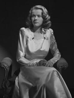Hon. Ela Hilda Aline (née Beaumont), Countess of Carlisle, by Bassano Ltd - NPG x73458