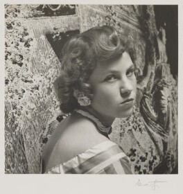Nell Dunn, by Cecil Beaton - NPG P869(11)