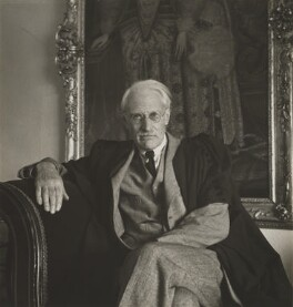George Macaulay Trevelyan, by Cecil Beaton - NPG P869(22)