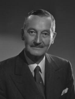 Sir Leslie Orme Wilson, by Bassano Ltd - NPG x73813