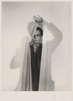 Aldous Huxley, by Cecil Beaton - NPG P869(17)