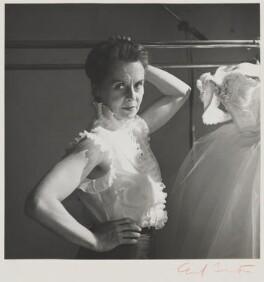 Ninette de Valois, by Cecil Beaton - NPG P869(9)
