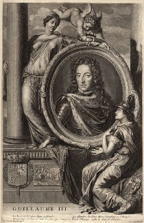 King William III, by Cornelis Martinus Vermeulen, after  Adriaen van der Werff - NPG D10884