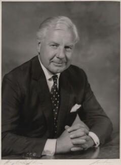 John Howard Cordle, by Hay Wrightson - NPG x74225