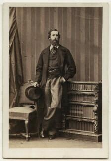 James Hamilton, 1st Duke of Abercorn, by Camille Silvy, 11 June 1861 - NPG Ax7424 - © National Portrait Gallery, London