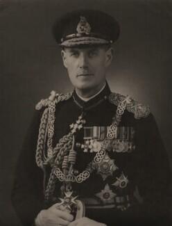 Sir John Tredinnick Crocker, by Hay Wrightson - NPG x74250