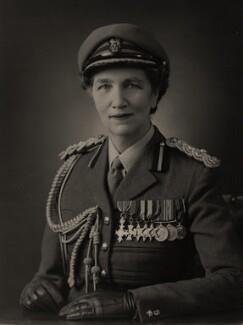 Dame Helen Shiels Gillespie, by Hay Wrightson - NPG x74253