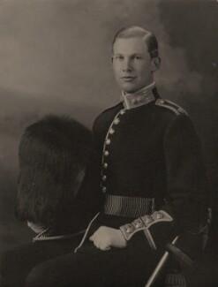 Sir John Philip Smiley, 4th Bt, by Hay Wrightson - NPG x74258