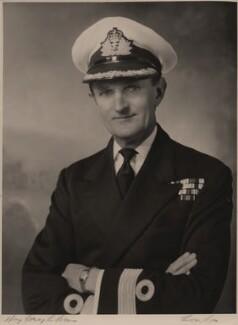 Sir (Arthur Allison) Fitzroy Talbot, by Hay Wrightson - NPG x74281