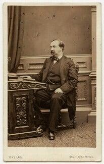 Antoine Marie Philippe Louis, duc de Montpensier, by John Jabez Edwin Mayall - NPG x74339