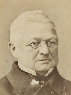 Louis Adolphe Thiers, by Unknown photographer - NPG x74368