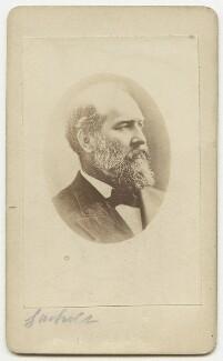 James Abram Garfield, after Unknown photographer - NPG x74373