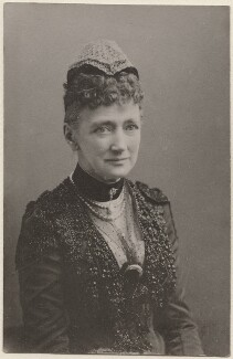 Louise, Queen of Denmark, by Unknown photographer, 1890s? - NPG x74394 - © National Portrait Gallery, London