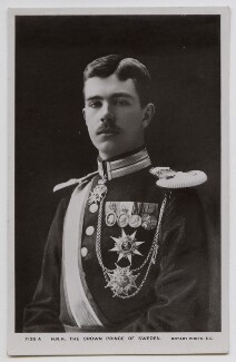 Gustav VI Adolf, King of Sweden, published by Rotary Photographic Co Ltd - NPG x74445