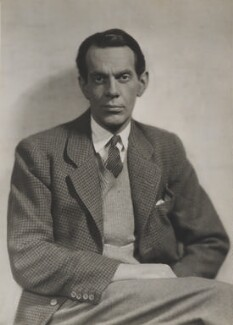 Raymond Massey, by Dorothy Wilding - NPG x21232